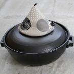 鍋つかみ おしゃれ 北欧 布 &NE アンドエヌイー 大きな三角鍋つかみ