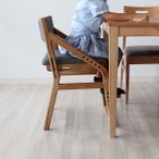 E-Toko 子供チェアー ナチュラル  JUC-2877NA