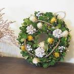 クリスマス リース ナチュラル 飾り maison blanche メゾンブランシュ クリスマスリース L