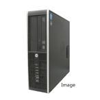 ショッピング中古 中古パソコン デスクトップ Windows 10 HDMI端子付き メモリ8GB SSD120GB HD500GB  HP 8100 Elite SFF Core i5 3.2GHz メモリ8G SSD120G+HD500GB DVD 無線付