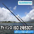アドバンス ISO 2号530T シマノ 磯アウトガイド 釣り