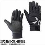 XEFO・防水グローブ GL-299Q ブラック L