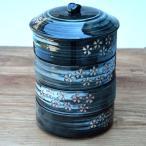 重箱 夜桜 重ね鉢 陶器製