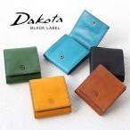 最大20%還元  ダコタ ミニ財布 二つ折り財布 トートバッグ Dakota ブラックレーベル Dakota BLACK LABEL ミニモ 0627602