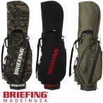最大31%還元  ブリーフィング ゴルフ BRIEFING GOLF正規品 オリジナルモデル BRG191D03 CR-5 #01 キャディバッグ スタンド式