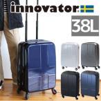正規品2年保証innovator イノベーター スーツケース INV48 / 38L 機内持込可 1泊〜3泊 TSAロック トリオ キャリーケース 正規品