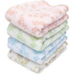 バスタオル 各色1枚の4枚セット フェイム 約60×120cm まとめ買い