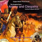 John Scott (Film Composer) Antony and Cleopatra (1972) CD