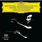 ����������饤�С� Beethoven: Symphonies No.5 Op.67 (1974), No.7 Op.92  / Carlos Kleiber(cond), VPO SACD Hybrid