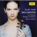 ヒラリー・ハーン Hilary Hahn - Bach: Violin Concertos No.1, No.2, Double Concerto BWV.1043 / Hilary Hahn(vn), J CD
