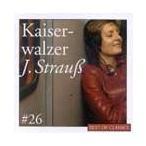 Grohs, Wolfgang Best of Classics Vol.26 -J.Strauss:Kaiser-Walzer/An der Schonen Blauen Donau/etc:Wolfgang Grohs CD
