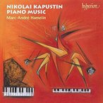 マルク・アンドレ・アムラン Kapustin: Piano Music / Marc-Andre Hamelin CD