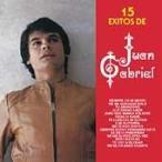 Juan Gabriel 15 Exitos de Juan Gabriel CD