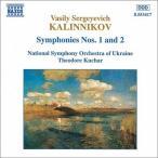 �ƥ��ɥ졦������� Kalinnikov: Symphonies nos 1 & 2 CD