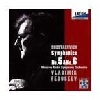 ヴラディーミル・フェドセーエフ ショスタコーヴィチ:交響曲第5番ニ短調 作品47/第6番ロ短調 作品54:ウラディーミル・ SACD Hybrid