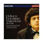 コンスタンティン・リフシッツ J.S.バッハ:ゴルトベルク変奏曲 BWV988 CD