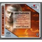 """クルト・マズア Beethoven: Symphony No.9 """"""""Choral"""""""" SACD Hybrid"""