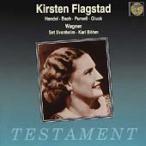 フィルハーモニア管弦楽団 Handel, Bach, Purcell, Gluck, Wagner / Kirsten Flagstad CD