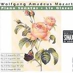 リヴ・グラーセル Wolfgang Amadeus Mozart: Piano Sonatas No.1, No.2, No.3, No.4, No.5 CD