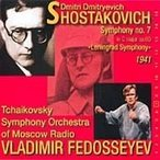 """ヴラディーミル・フェドセーエフ SHOSTAKOVICH:SYMPHONY NO.7 """"""""LENINGRAD"""""""" (12/6/2004):VLADIMIR FEDOSEYEV(cond)/TC CD"""