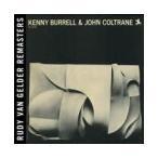 Kenny Burrell Kenny Burrell & John Coltrane CD