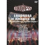 LOUDNESS LOUDNESS in America 06 LIVESHOCKS world circuit 2006 Chapter1 DVD