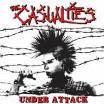 The Casualties アンダー・アタック CD