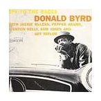 Donald Byrd Off To The Races CD