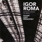 イゴール・ロマ シャルル・ヴァランタン・アルカン: すべての短調による12の練習曲 Op.39 - イソップの饗宴、サルタレ CD
