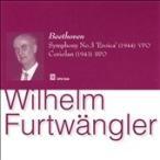 ������إ�ࡦ�ե�ȥ����顼 BEETHOVEN:SYMPHONY NO.3 (12/1944)/CORIOLAN OVERTURE (1943):WILHELM FURTWANGLER CD