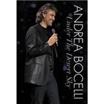 ����ɥ쥢���ܥ����å� Under The Desert Sky / Andrea Bocelli DVD