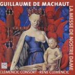 クレマンシック・コンソート マショー:ノートル・ダム・ミサ〜中世のマリアの祝日 CD