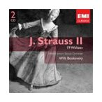 ヴィリー・ボスコフスキー J.Strauss II :Waltzes -An der Schonen Blauen Donau/Rosen aus dem Suden/etc:Willi Bosko CD