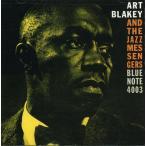 Art Blakey & The Jazz Messengers Moanin' (Blue Note)  CD
