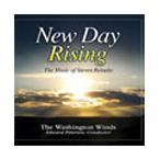 「ワシントン・ウィンズ New Day Rising -The Music of Steven Reineke :Where Eagles Soar/Defying Gravity/Heaven's Li CD」の画像