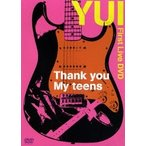 YUI Thank you My teens DVD
