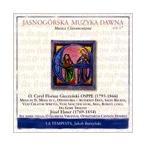 Burzynski, Jakub/La Tempesta Early Music from Jasna Gora Vol.17 -C.F.Gieczynski :Veni Creator Spiritus; J.Elsne CD