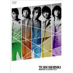 東方神起 東方神起 HISTORY in Japan Vol.3 DVD