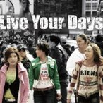 TRF Live Your Days 12cmCD Single