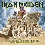Iron Maiden Somewhere Back In Time : The Best Of 1980 - 1989 CD