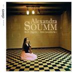 ���쥯����ɥ顦���� Bruch: Violin Concerto No.1; Paganini: Violin Concerto No.1 (10/5-9/2007) / Alexandra Soum CD
