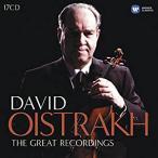 ダヴィド・オイストラフ David Oistrakh -The Complete EMI Recordings <限定盤> CD