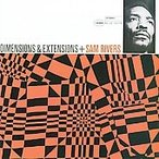 Sam Rivers Dimensions And Extensions CD