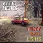 Attic Lights Friday Night Lights CD