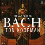 �ȥ󡦥����ץޥ� J.S.Bach: Complete Organ Works CD
