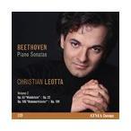 ���ꥹ����쥪�å� Beethoven: Piano Sonatas Vol.2 - No.11, No.21, No.29, No.30 / Christian Leotta CD