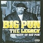 Big Pun (Big Punisher) The Legacy : The Best Of Big Pun CD