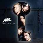 AAA Hide-away (ジャケットA) [CD+DVD] 12cmCD Single