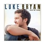Luke Bryan Doin' My Thing CD
