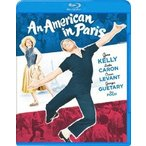 巴里のアメリカ人  Blu-ray